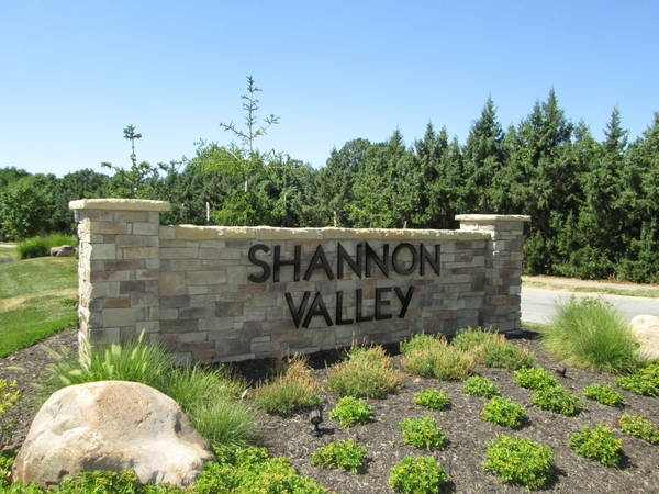 Shannon Valley Entrance