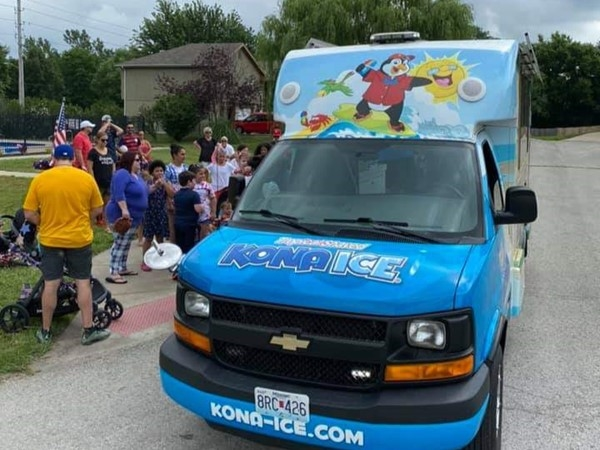 What did your neighborhood do for your kids on the 4th of July? GV had several parades