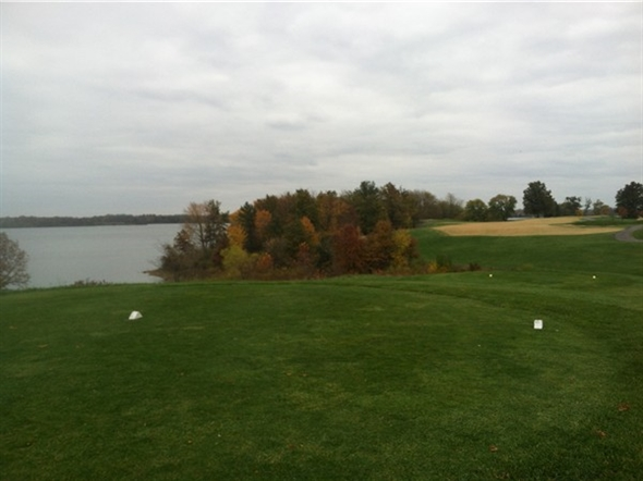 Paradise Point Golf Complex at Smithville Lake