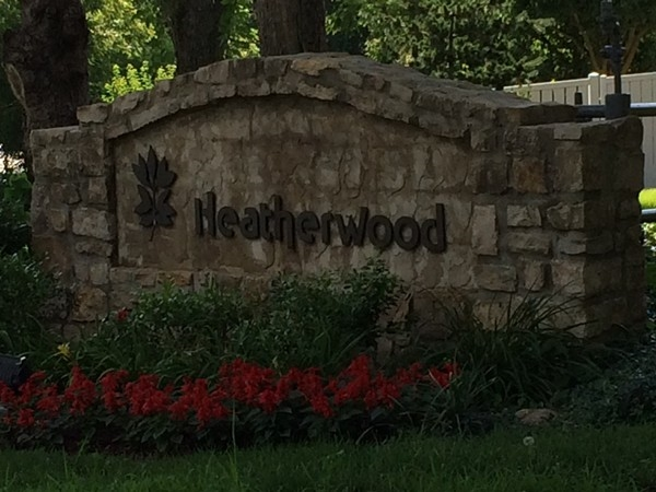Heatherwood subdivision on Duncan Road