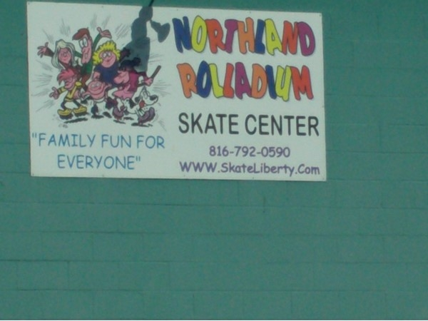 Fun for the whole famiy at the skate rink