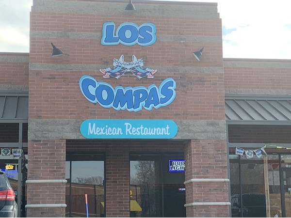 Los Compas Restaurant is a local area favorite