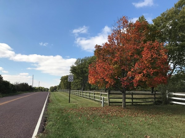 Fall is here in Stilwell