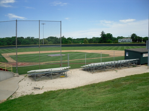 Kearney baseball fields