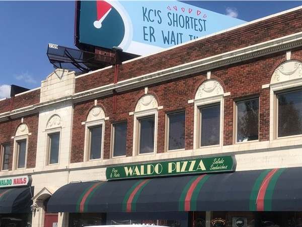 When in Waldo, eat at Waldo Pizza