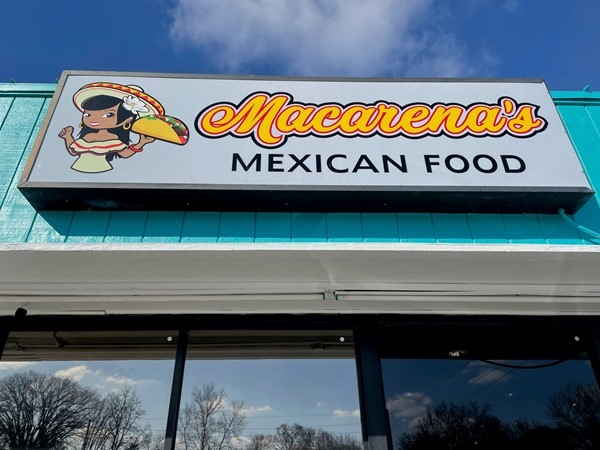 Macarena's is a fun take out place with a very authentic menu of Mexican dishes