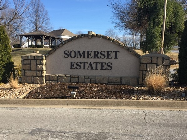 Somerset Estates has custom homes with large lots. A great neighborhood