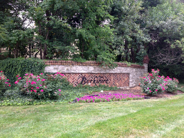 Berkshire subdivision located at 124th and Mission. Pool, tennis courts and walking paths