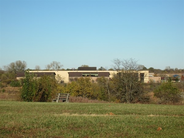 Community Center located within Legacy Park