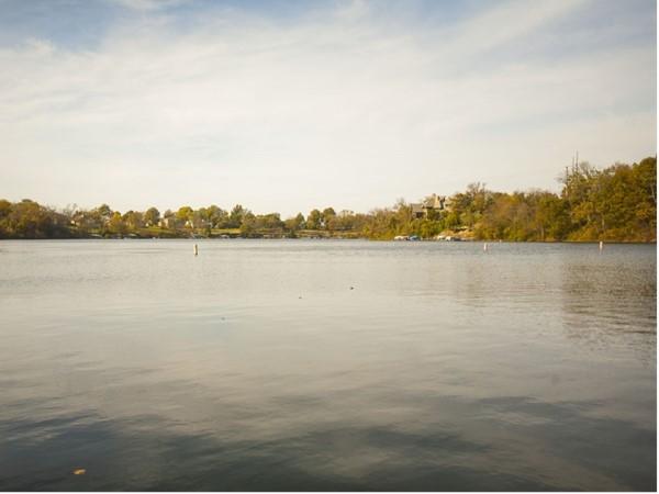 Boat, ski, swim and jet ski on this picture perfect Prairie Lee Lake