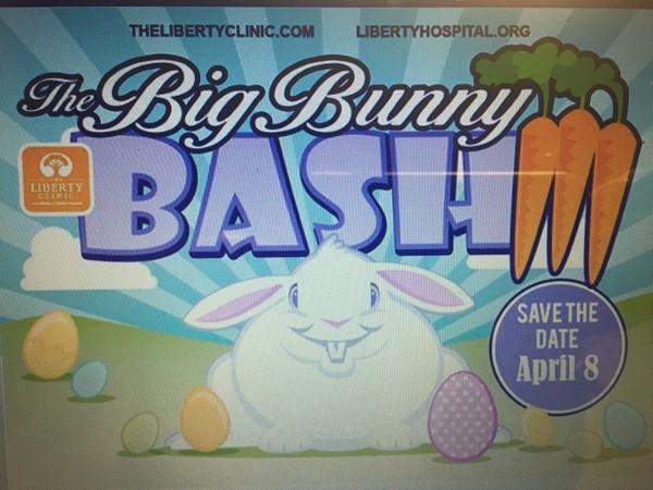 The Big Bunny Bash at The Liberty Clinic, Liberty Hospital