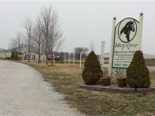 Misty River Equestrian Center provides the Independence and neighboring communities the opportunity