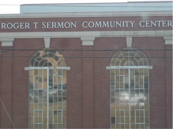 The Sermon Center is a great place to play basketball