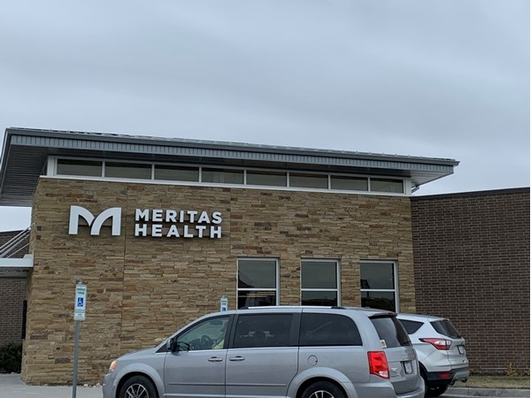 Meritas Health is located off Running Horse Road