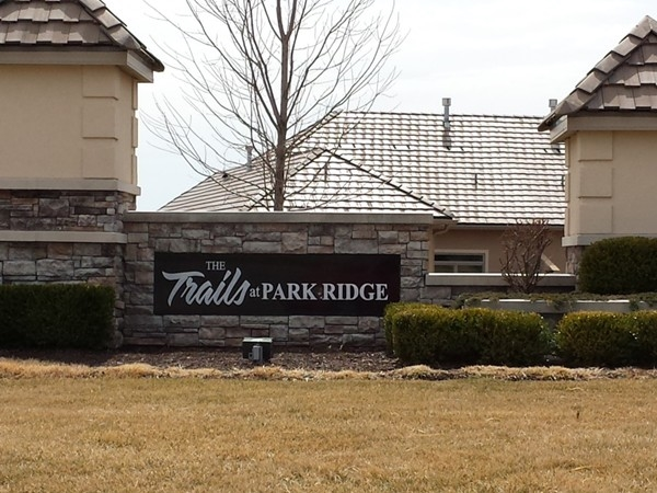 Beautiful homes being built at The Trails of Park Ridge