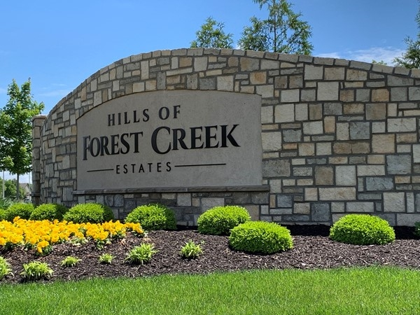 Welcome to Hills of Forest Creek Estates