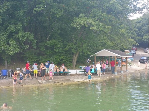 The Riss Lake Lakeside Picnic has been rescueduled for July 16th at 6:30 p.m.