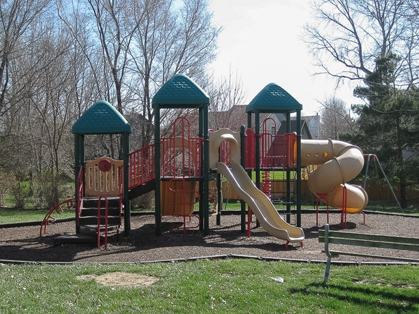 Woodsonia Park in Shawnee