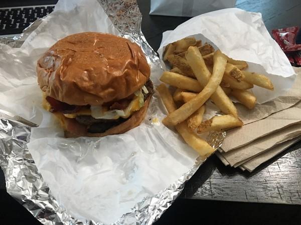 Ramsey's Burgers