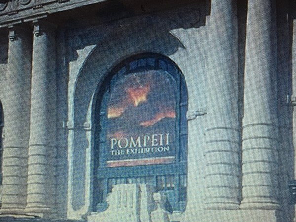 Pompeii at Union Station