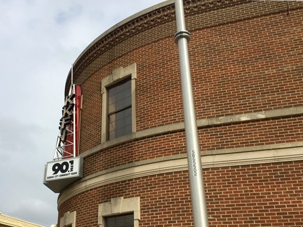 90.1 Local Radio Station Building