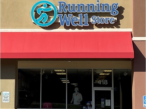 If you are looking for great running shoes or tennis shoes for everyday try the Running Well Store