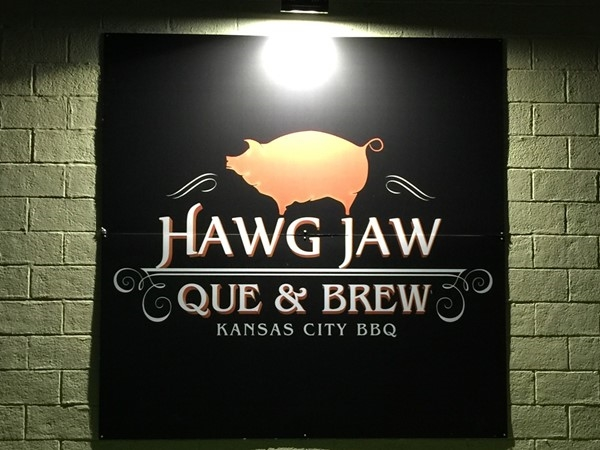 Great local barbecue in North Kansas City