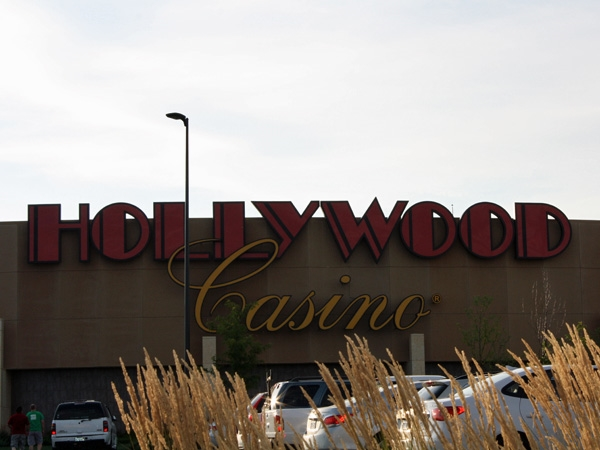 The New Hollywood Casino offers all sorts of gaming, food and live entertainment!