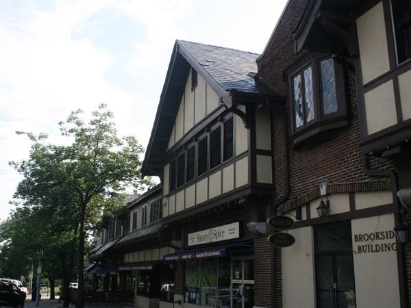 Brookside shops