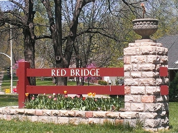 Springtime in Red Bridge!