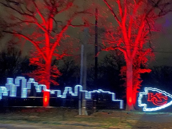 Winter Magic is a drive through Christmas lights display to check out
