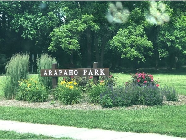Arapaho Park is within walking distance from Cambridge Point
