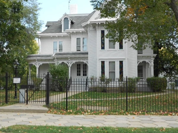 Truman Home in Independence