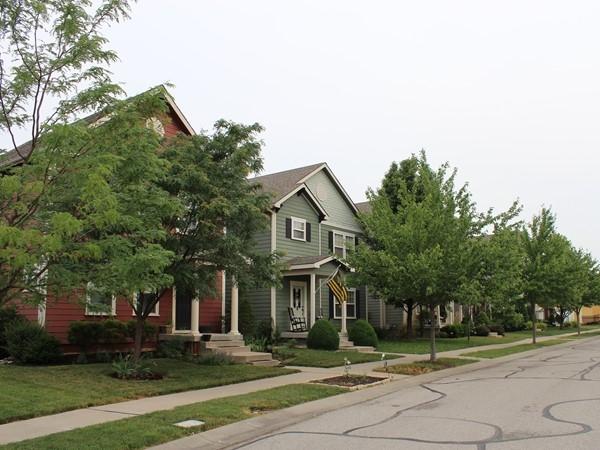 Homes in New Longview