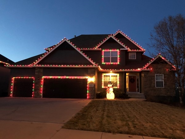 This home is ready for Santa