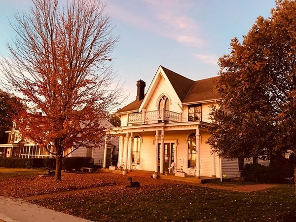 Amelia Earhart's home