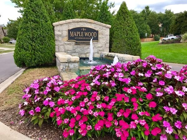 Welcome to Maple Wood of Crimson Ridge