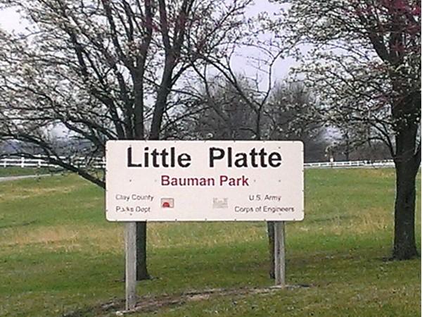 Bauman Park near Smithville Lake