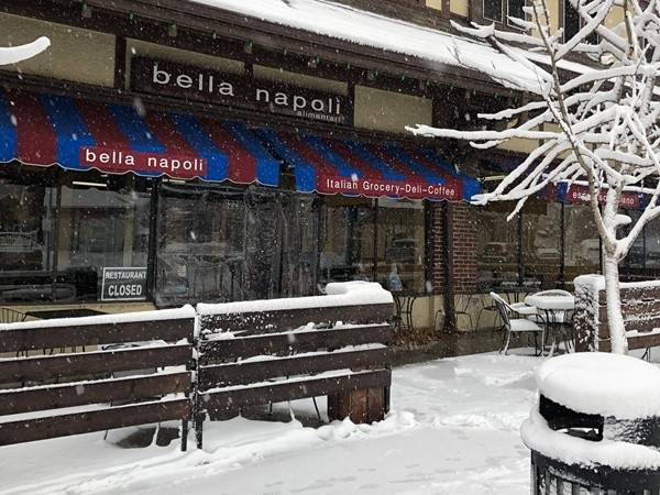 Bella Napoli is our favorite Italian in KC