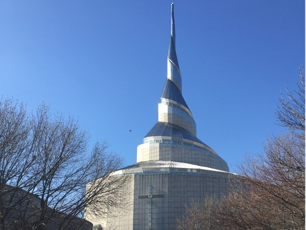 """Community of Christ """"Independence Temple"""""""