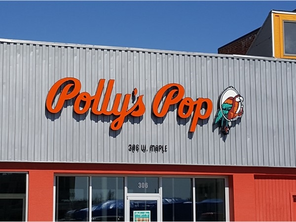 Independence MO! Home to Polly's Pop