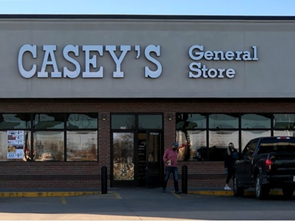 Casey's General Store is convenient to the Parma subdivision
