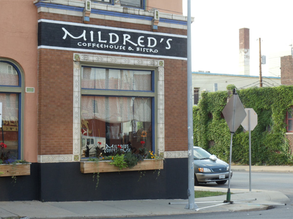 Est. in 1994, Mildreds's Coffehouse is family-owned and operated. A local KC delight!