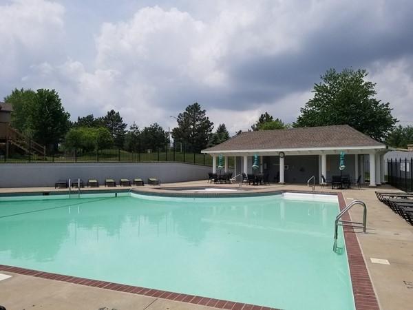 Birchwood Hill swimming pool