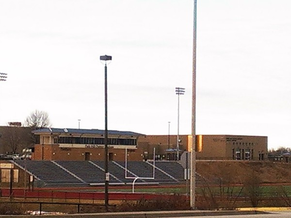 Park Hill High School District Stadium