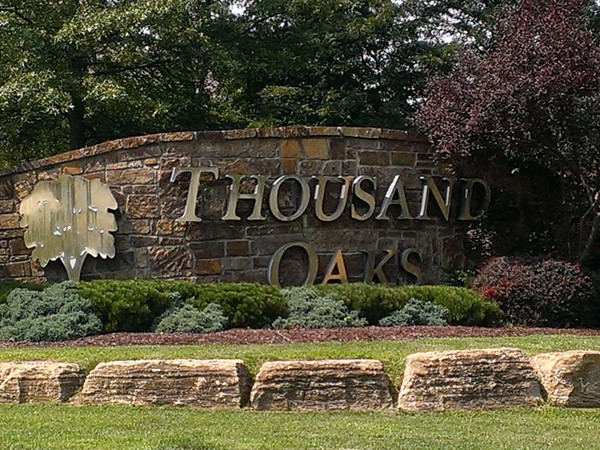 Spectacular Thousand Oaks Subdivision - upscale and geared toward family