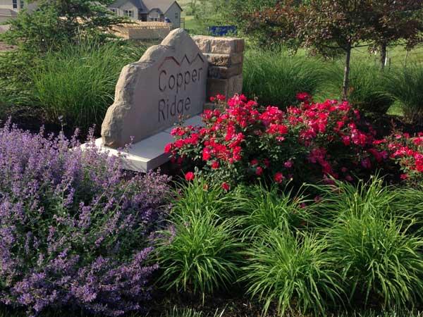 Copper Ridge subdivision in Platte County, near Platte City.