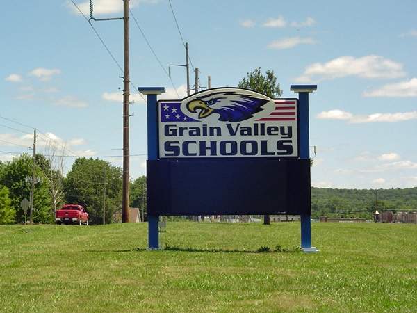 Grain Valley High School