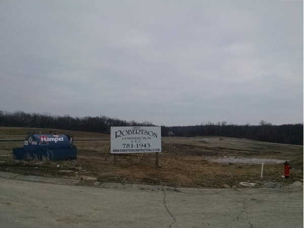 Brand new construction about to begin in the Staley School District
