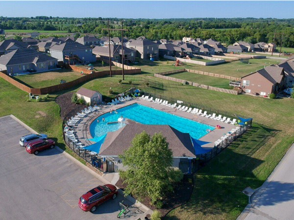 Looking for a neighborhood pool, check out Rosewood Hills pool